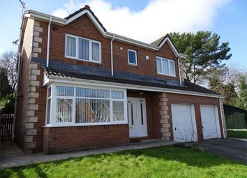 Thumbnail 4 bed detached house for sale in 6 Aber Llwchwr, Llangennech, Llanelli, Carmarthenshire