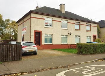 Thumbnail 2 bed flat to rent in Kinellar Drive, Glasgow