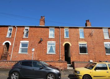 Thumbnail 3 bed terraced house for sale in Alexandra Terrace, Uphill, Lincoln