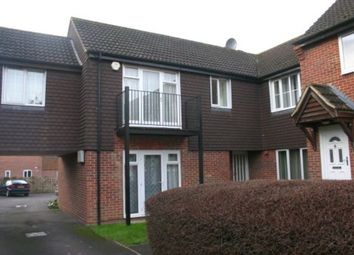 Thumbnail 1 bedroom flat for sale in Freemans Close, Hungerford