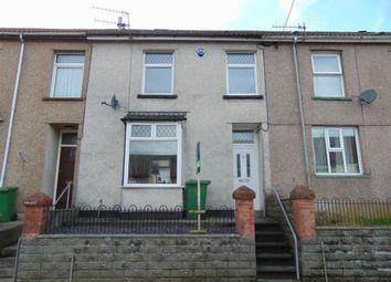 Thumbnail 4 bed terraced house for sale in Thompson Villas, Pontypridd, Rhondda Cynon Taff