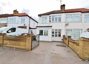 Thumbnail 3 bed semi-detached house for sale in Gelsthorpe Road, Collier Row, Romford