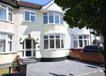 Thumbnail 3 bed terraced house for sale in Flora Gardens, Chadwell Heath, Romford