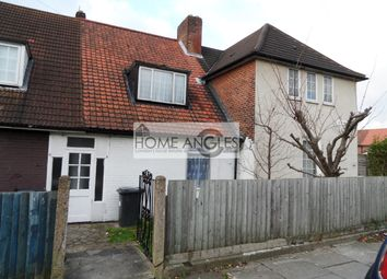 Thumbnail 3 bed end terrace house to rent in Glenbow Road, London