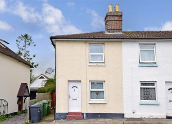 Thumbnail 2 bed end terrace house for sale in North Street, Barming, Maidstone, Kent
