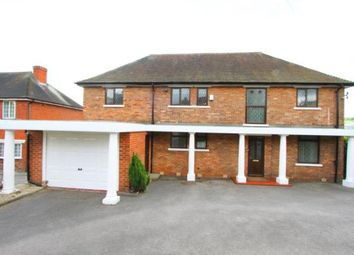 Thumbnail 5 bedroom detached house for sale in Sheffield Road, Hackenthorpe, Sheffield, South Yorkshire