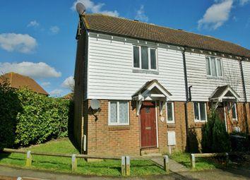 Thumbnail 2 bed terraced house to rent in Bradbridge Green, Singleton, Ashford