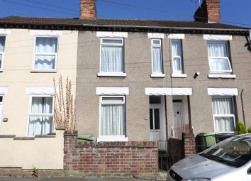 Thumbnail 3 bed terraced house to rent in Poplar Street, Wellingborough