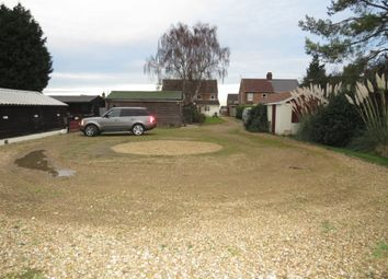 Thumbnail 3 bedroom equestrian property for sale in Peterborough Road, Farcet, Peterborough