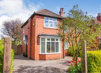 Thumbnail 3 bed semi-detached house for sale in Alberta Avenue, Leeds