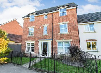 Thumbnail 5 bed end terrace house for sale in Station Road, Thatcham
