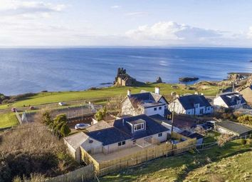 Thumbnail 5 bed bungalow for sale in Castle Road, Dunure, Ayr