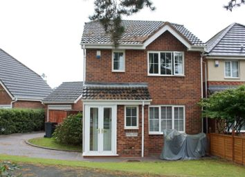 Thumbnail 3 bed detached house to rent in The Pines, Rednal, Birmingham