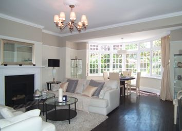 Thumbnail 4 bed semi-detached house for sale in Uplands Park Road, Enfield