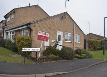 Thumbnail 2 bed semi-detached bungalow for sale in Merlin Avenue, Stockingford, Nuneaton