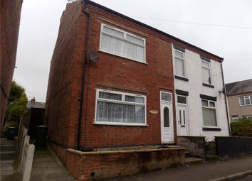 Thumbnail 2 bed semi-detached house for sale in Park Street, Alfreton, Derbyshire