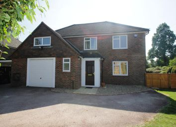 Thumbnail 4 bed detached house to rent in Horsell, Woking, Surrey