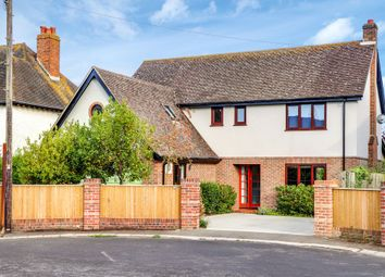4 bed detached house for sale in Herdson Road, Folkestone CT20