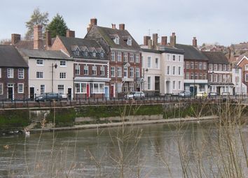 Thumbnail 1 bed flat for sale in Riverhouse, 10, Severnside South