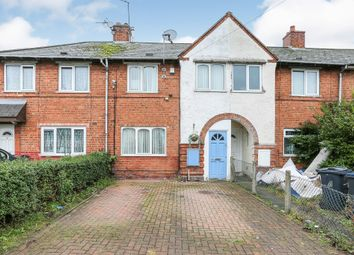 3 bed terraced house for sale in Sunningdale Road, Tyseley, Birmingham B11