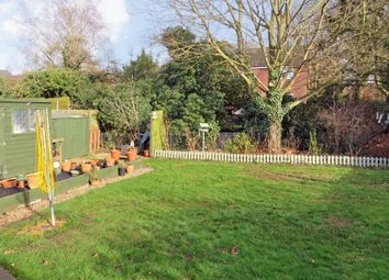 Thumbnail 2 bed semi-detached bungalow for sale in Valley Close, Holton, Halesworth