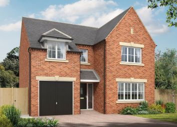 Thumbnail 4 bed detached house for sale in Pine Walk, Stokesley Road, Guisborough