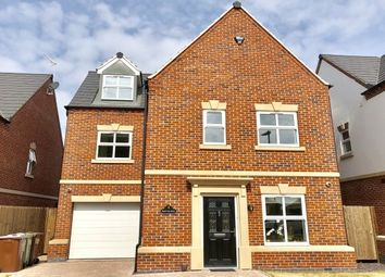Thumbnail 5 bed detached house to rent in Carriage Close, Nottingham