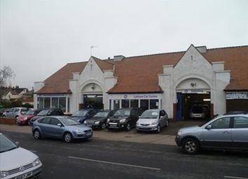 Thumbnail Commercial property to let in Unit 1 The Garage, Car Sales Premises, Kingsway, Ansdell, Lytham St Annes