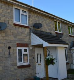 Thumbnail 2 bed terraced house to rent in Heol Y Fro, Llantwit Major