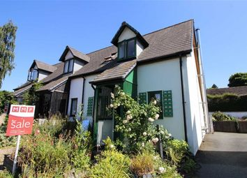 Thumbnail 2 bed end terrace house for sale in 8, Verlon Close, Montgomery, Powys