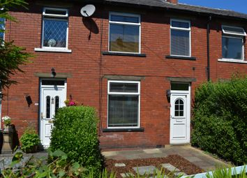 Thumbnail 2 bed terraced house for sale in Rosedale Avenue, Moldgreen, Huddersfield