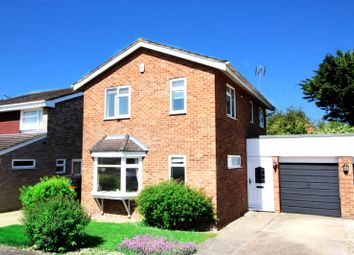 Thumbnail 3 bed detached house to rent in Linden End, Aylesbury