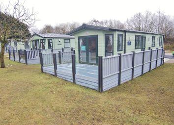 Thumbnail 2 bed mobile/park home for sale in Borwick Lakes, Borwick Lane, Warton, Carnforth