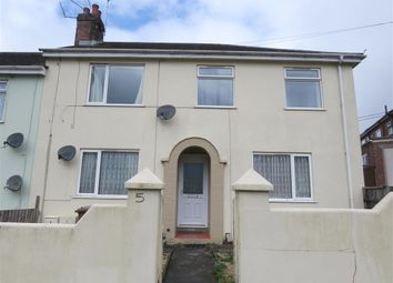 Thumbnail 2 bed flat to rent in Moorfield Avenue, Plymouth
