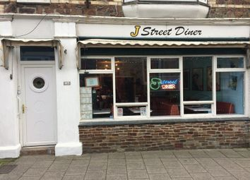 Thumbnail Restaurant/cafe for sale in St. James Court, St. James Street, Okehampton