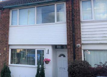 Thumbnail 3 bed terraced house to rent in Caithness Close, Mount Nod, Coventry