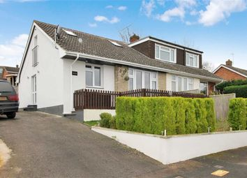 Thumbnail 4 bed bungalow for sale in Sixth Avenue Close, Greytree, Ross-On-Wye