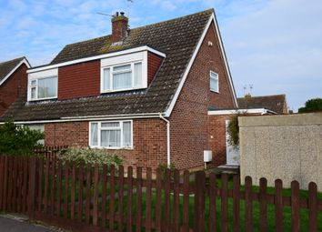 Thumbnail 3 bed semi-detached house for sale in Tomlin Close, Staplehurst, Tonbridge