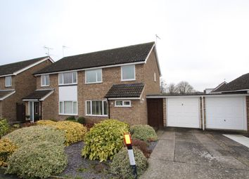 Thumbnail 3 bed semi-detached house for sale in Thirlmere Drive, Stowmarket