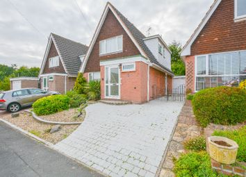 Thumbnail 3 bed detached house to rent in Lindrick Drive, Evington, Leicester