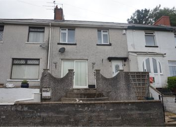 Thumbnail 3 bed terraced house for sale in Bryngolau Terrace, Blackwood