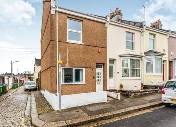 Thumbnail 2 bedroom end terrace house for sale in Victory Street, Keyham, Plymouth