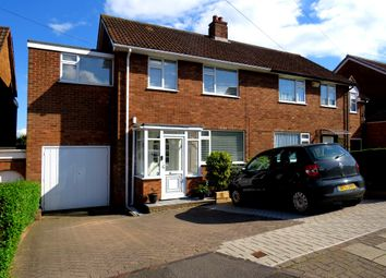 Thumbnail 4 bed semi-detached house for sale in Long Mynd Road, Northfield, Birmingham