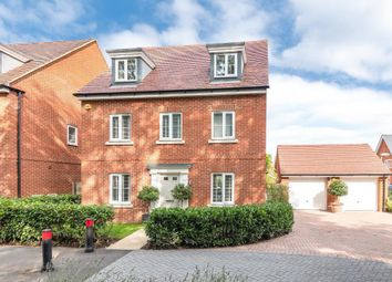5 bed detached house for sale in Sika Gardens, Three Mile Cross, Reading RG7