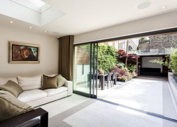 Thumbnail 3 bed terraced house to rent in Abingdon Road, London