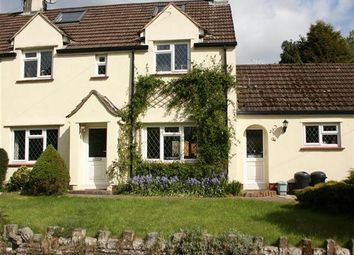 Thumbnail 4 bed semi-detached house for sale in Hudnalls View, Llandogo, Monmouthshire