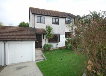 Thumbnail 3 bed semi-detached house to rent in Furry Way, Helston