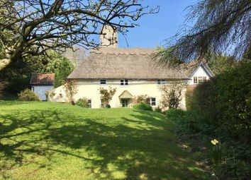 Thumbnail 2 bed semi-detached house for sale in Thatched Cottages, Intwood, Norwich