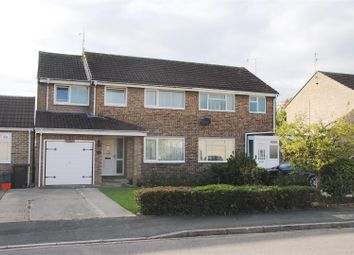 Thumbnail 4 bedroom semi-detached house for sale in Tweed Close, Swindon