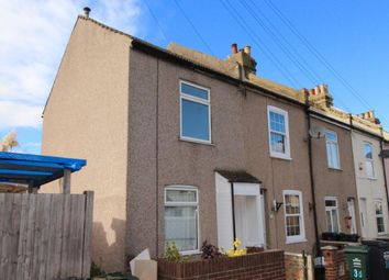 Thumbnail 3 bedroom terraced house to rent in Waldeck Road, Dartford